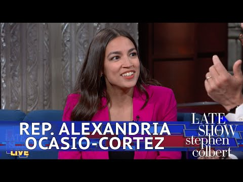 Rep. Alexandria Ocasio-Cortez: 'We Can't Just Say, 'Is Miami Going To Exist In 50 Years?''