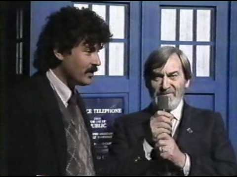 Doctor Who- NJN Patrick Troughton short Interview