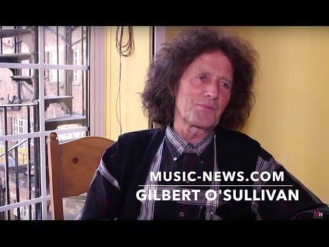 Gilbert O'Sullivan I Interview I Music-News.com