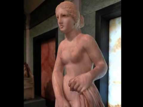 05   Ancient Greece   24   Late classical  After Praxiteles, Venus Roman Copy