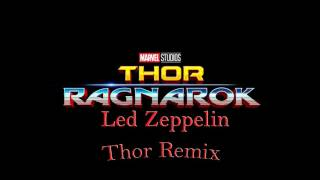 Thor: Ragnarok Teaser Trailer Music