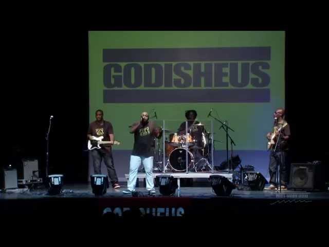 """Chocolate City Rocks! - Godisheus - """"Robert Foore"""""""