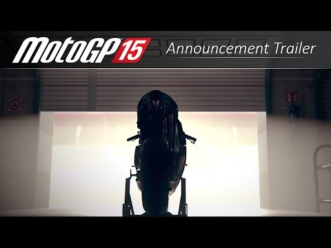 MotoGP15 Announcement Trailer