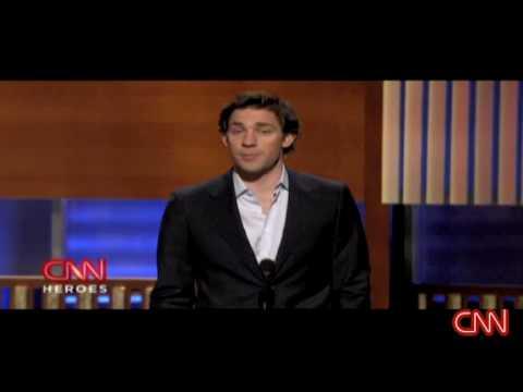 CNN Heroes Speech - Tad Agoglia Video