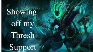 Solid Hooks, Solid Game | Thresh Commentary | League of Legends