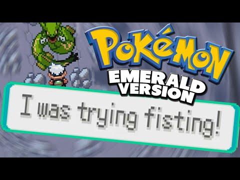 Pokémon Emerald Badly Translated Using Random Internet Posts