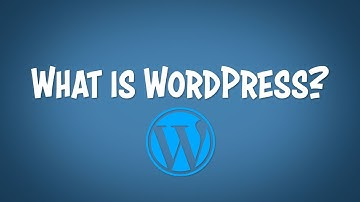 What is WordPress? And How Does It Work?   Explained for Beginners