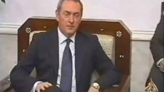 وزير الدفاع البريطاني الجديد جون هاتون في العراق