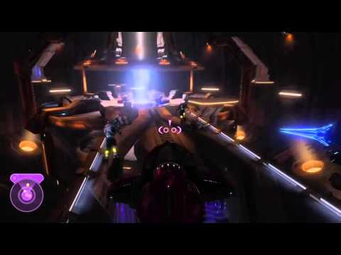 Halo 2 Anniversary - Final Boss Fight Using the Ghost