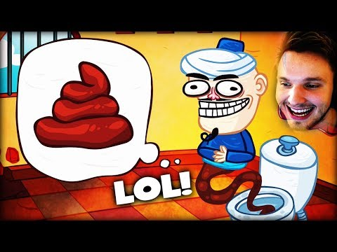 DER TROLLKINATOR!!! - TROLLFACE QUEST VIDEO GAMES 2