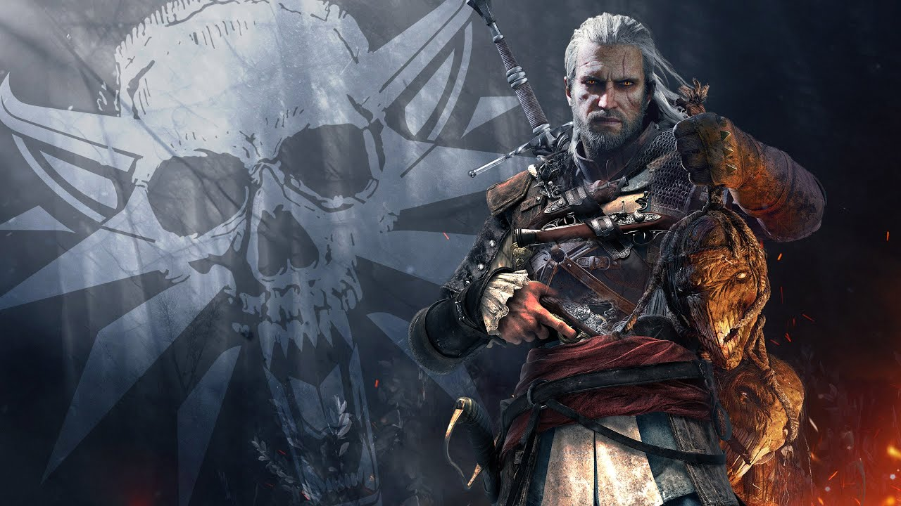 Assassin S Creed Black Flag X The Witcher Theme Mashup Youtube