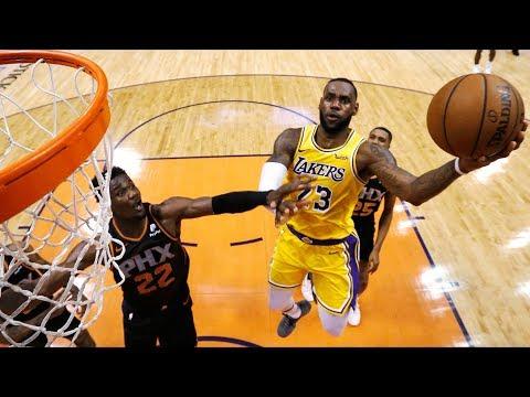 Lakers Lose to Suns! Playoffs in Danger! 2018-19 NBA Season