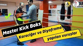 KARACİĞERE, DİYAFRAMA YUMRUK MODELLERİ (Boks ve kick boksta nefes kesme / Nefes keserek nakavt etme)