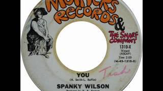 "Spanky Wilson ""You"""