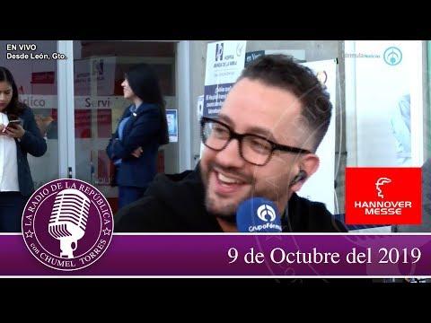 En Vivo desde la Hannover Messe - La Radio de la República