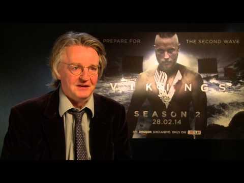 Michael Hirst talking Vikings 1