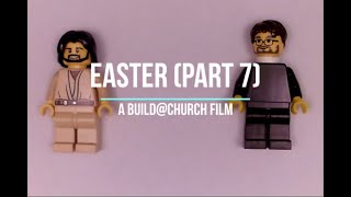 The Easter Story in Lego (part 7)- Peter's denial