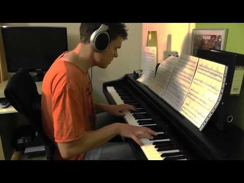 Elton John - Sacrifice - Piano Cover -...