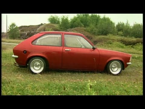 Getunter Opel Kadett C City