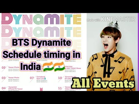 bts-'dynamite'-schedule-timing-in-india-|-hind-(-read-the-description)