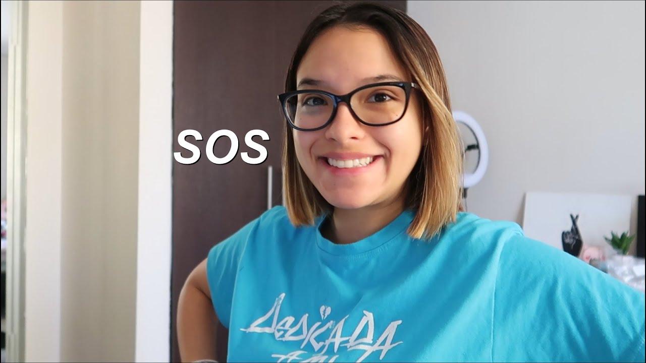 bienvenidos a mi semana de proyectos finales onlineeee S.O.S | vlog