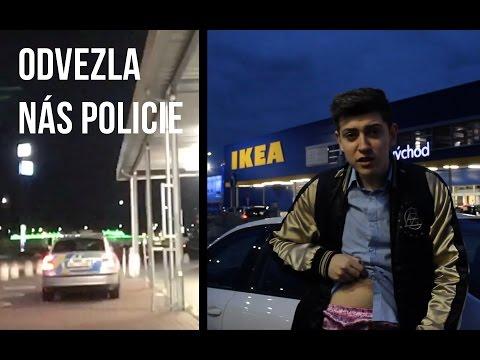 PŘESPALI JSME V IKEA - Odvedla nás policie!