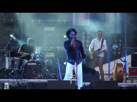 Jazzanova feat Paul Randolph @ Bucharest GreenSounds Festival 2017