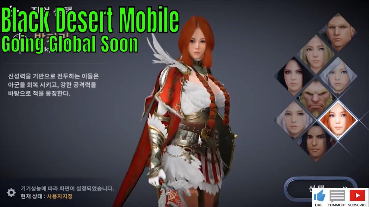 Black Desert Mobile: Coming Soon Global