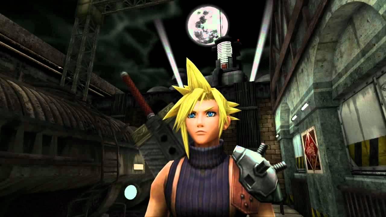 Final Fantasy VII Remake Gameplay YouTube