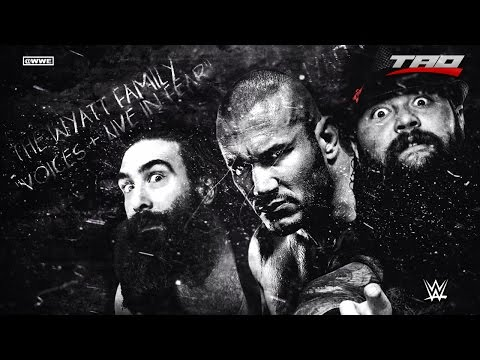 WWE: The Wyatt Family  Voices +  In Fear Mix  Theme Song 2016