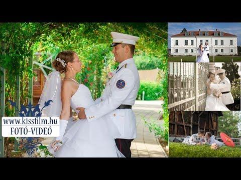 Adrienn és Gergő esküvője (Fenyves Szálloda és Konferencia-központ, Baktalórántháza)