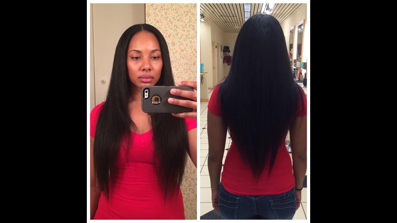 tips grow long healthy hair
