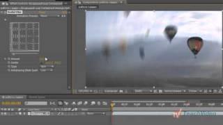 Эффект размытия в Adobe After Effects CS5 (17/20)