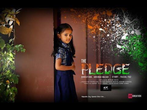 THE PLEDGE | REPUBLIC DAY 2018 | TAMIL | HINDI | ENGLISH | MALAYALAM | 4K