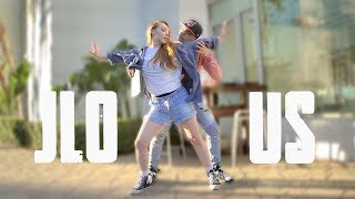 Jlo - Us | D-trix Choreography ft. Haley Fitzgerald