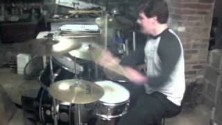 MARC - saves the day - sometimes, new jersey drum cover