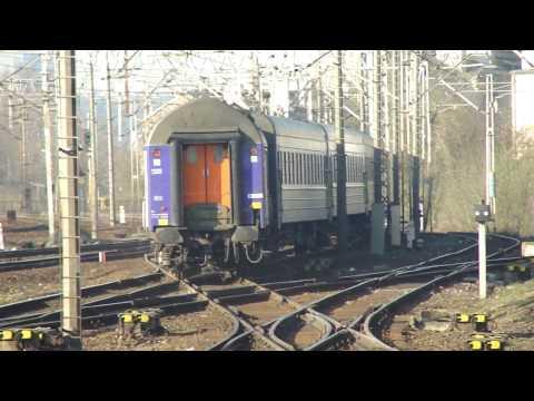 Kiev-Express Kiev Pass-Warszawa Zach.
