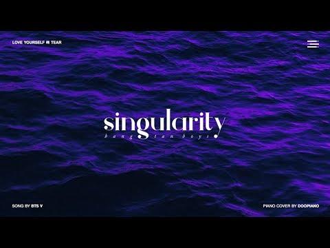 BTS (방탄소년단) - Singularity Piano Cover