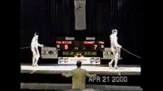 2000 Jr World Fencing Championships, Men