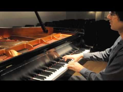 Music School Montreal (LAMBDA) Jazz Piano Lessons Teacher Frederic Brunel
