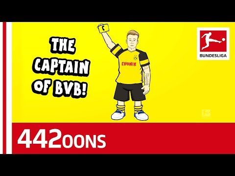 The Marco Reus Song - Powered By 442oons