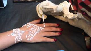 White Henna | Eid Addition