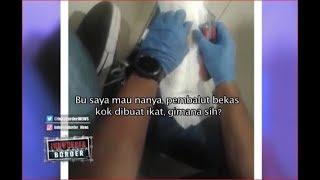Terkuak! Petugas Bea Cukai Temukan Sabu di Pembalut Bekas Part 02 - Indonesia Border 20/08
