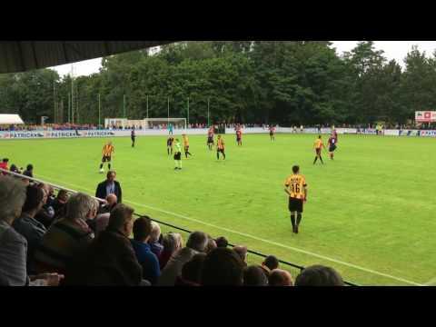 Rapid Leest - KV Mechelen 2016 (volledige tweede helft)