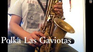 Tutorial de Sax Polka Las Gaviotas Soñadores Musical de DGO