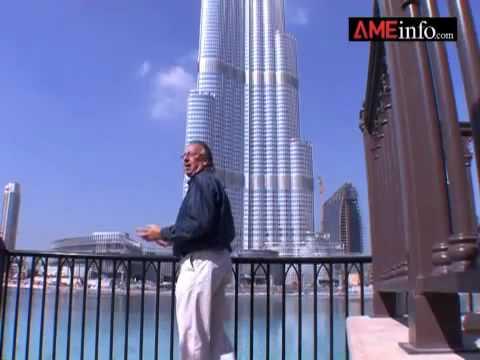 Otvaranje Najviše Zgrade Na Svetu Burdž Dubai Youtube