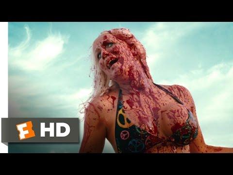 Piranha 3D 79 Movie CLIP  Crimson Tide 2010 HD