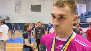 """Фінал чотирьох Кубка України-2017. Сюжет """"UA-Перший"""""""