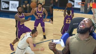 NBA 2K19 MyCareer | First Alley-Oop To Lebron James Over Isaiah Thomas! Ep. 10