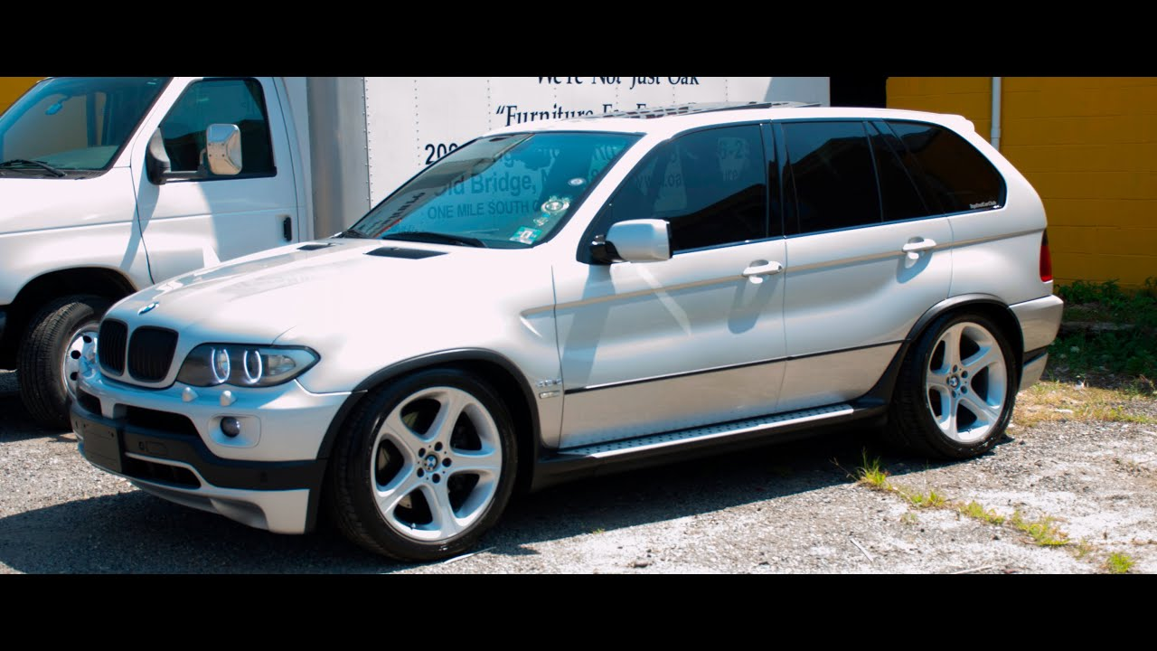 4 8 monster bagged tuned bmw x5 youtube. Black Bedroom Furniture Sets. Home Design Ideas